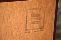 Danish Vintage Rosewood Gentleman's Wardrobe / Chest by Brouer (13 of 15)