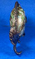 20th Century Italian Murano Glass Gold Lustre Fish (4 of 12)