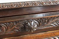 Hardwood Stretcher Table from the Late Regency Period (4 of 11)