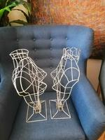 2 French Wire Mannequins (2 of 12)