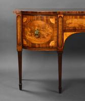 George III Mahogany & Satinwood Sideboard (12 of 20)