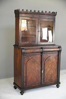 Antique Mahogany Bookcase (9 of 12)