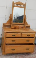 Brights of Nettlebed Country Pine Dressing Table (5 of 6)