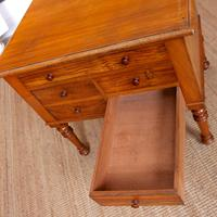 Walnut Chest of Drawers Victorian Side Cabinet 19th Century (8 of 11)