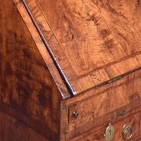 George I Walnut Bureau Bookcase c.1724 (4 of 19)
