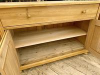 Big! Old 2m Pine Dresser Base Sideboard / Cupboard / TV Stand - We Deliver! (11 of 13)