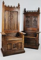 Two 16th Century Throne Chairs (2 of 20)