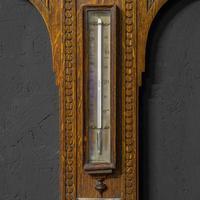 Oak Aneroid Barometer (5 of 8)