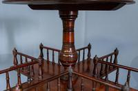Mahogany Occasional Table (5 of 5)
