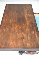 William IV Rosewood Card Table (12 of 12)