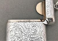 Fabulous dual purpose Edwardian silver vesta (2 of 5)