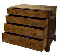 George III Mahogany Chest of Drawers (4 of 10)