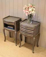 Pair of Painted Bedside Cabinets (2 of 11)