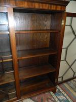 Mahogany Bookcase (6 of 7)