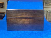 Victorian Rosewood Jewellery Box  With Inlay (9 of 15)