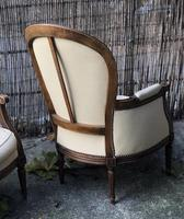 Pair of French Bergere Armchairs (5 of 10)