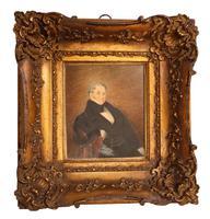 Oil Portrait of Gentleman