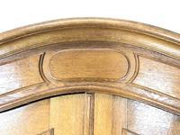 Large Pale Oak Armoire Wardrobe – Knock Down Flat Pack (10 of 17)