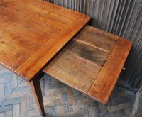 French Cherrywood Farmhouse Table (4 of 7)