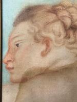 """Interesting Mythology 17th Century Painting """"The Three Graces"""" Aglaea, Euphrosyne & Thalia (5 of 12)"""