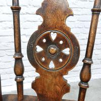 19th Century Windsor Side Chair (5 of 7)