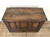 18th Century Welsh Oak Mule Chest (2 of 12)