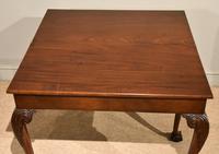 George III Mahogany Foldover Tea Table (7 of 8)