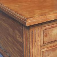 Antique 'John Taylor of Edinburgh' Satinwood Dressing Table (9 of 12)
