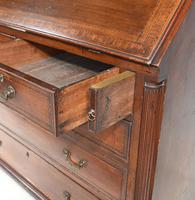George III Bureau Bookcase Antique 1790 Desk (8 of 14)