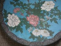 Cloisonné Plate / Charger (4 of 4)