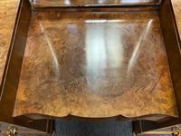 Stylish Art Deco Burr Walnut Dressing Table (8 of 20)