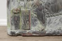 Heavy Bronze Effect Wall Plaque Depicting the Winged Lion of St Mark, Venice (11 of 11)