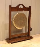 Oak Framed Floor Standing Gong (6 of 9)