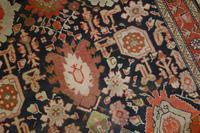 Extremely Long Early 20th Century Kuba Kelleh Corridor Carpet - Rug (5 of 11)