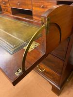 Good Late 18th Century Mahogany Secretaire Bookcase (7 of 8)