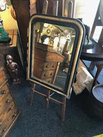 Lovely Antique French 19th Ebonised & Gilt Mirror c.1840 (5 of 5)