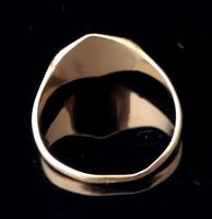 Antique 18ct gold signet ring (11 of 12)