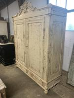 French Painted Wardrobe (2 of 7)