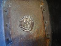 Superb Large Arts & Crafts Copper Helmet Coal Scuttle (7 of 7)