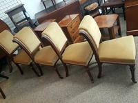 4 Victorian Chairs (4 of 6)