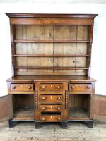 19th Century Welsh Oak Anglesey Dresser or Kitchen Sideboard (6 of 16)