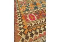 Vintage Qashqai Kilim (3 of 4)