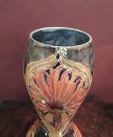 Antique Moorcroft Cornflower Shaped Vase (7 of 7)