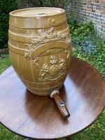 Murray & Co Pottery Brandy Barrel (2 of 4)