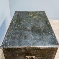 'Free Gardens Society' Painted Chest (10 of 10)
