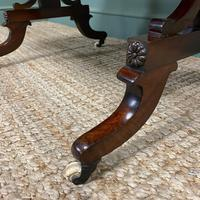 Mahogany Victorian Antique Coffee Table (5 of 5)