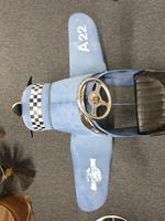 Airflow Collectibles inc. Child's A22 Navy Pedal Aeroplane (4 of 9)