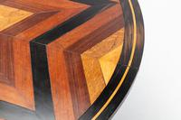 19th Century French Specimen Inlaid Circular Table (6 of 6)