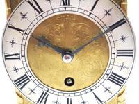 Smiths Lantern Clock – Front Wind 8-day Lantern Mantel Clock (5 of 11)
