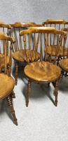 Good Set Six Kitchen Dining Chairs (Ibex) (6 of 7)